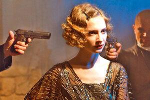 Звезда сериалов «Мурка» и «Охота на дьявола» Мария Луговая: «На съемках мне стало противно до тошноты»