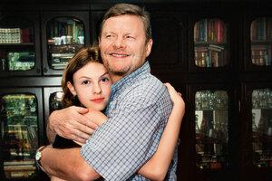 Откровенный рассказ дочери Виталия Соломина об отце