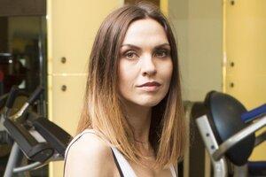 Надя Ручка: «Я поднималась ночью и садилась на шпагат»