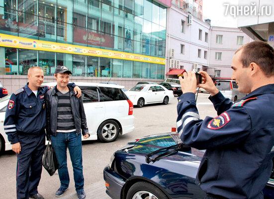 Любимец публики и полиции Андрей Кайков