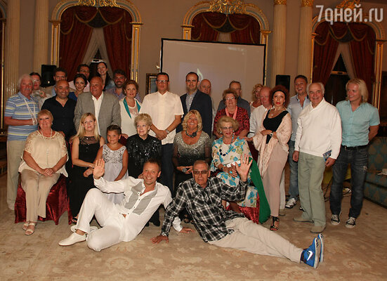Все участники фестиваля «Альманах кино» передают привет читателям «7 Дней»