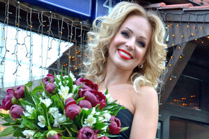 Ирина Медведева стала родственницей Александра Васильева