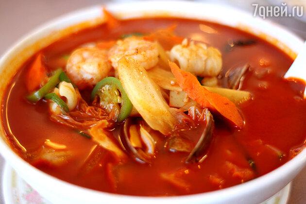 Жиросжигающий суп от диетолога Юлии Бастригиной