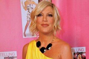 Звезда «Беверли-Хиллз 90210» родила пятого ребенка