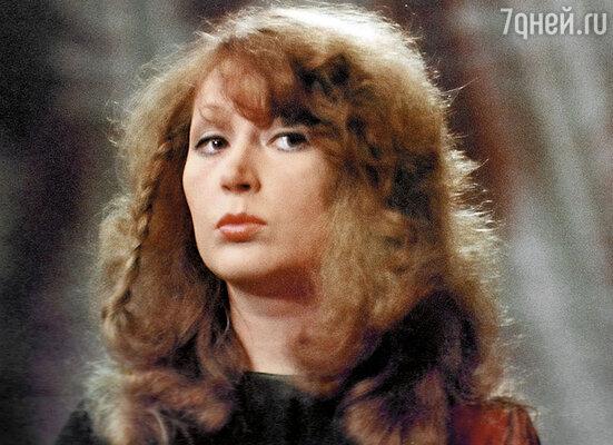 Пугачева очень хотела сниматься в «Пене». Но роль, на которую она пробовалась, я отдал Вертинской. Решил, что так будет лучше