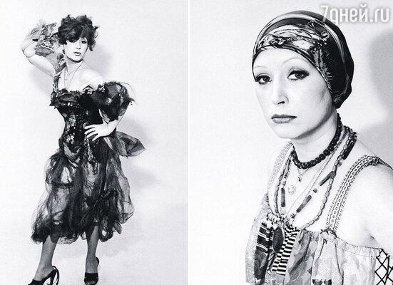 «Девушка облако» и «Цыганка» — поиски образа к фильму «Рециталь»