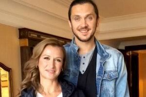 ВИДЕО: Татьяна Волосожар и Максим Траньков счастливы в ожидании первенца
