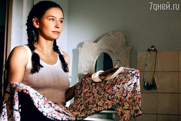 Юлия Пересильд играет вфильме легендарного советского снайпера Людмилу Павличенко