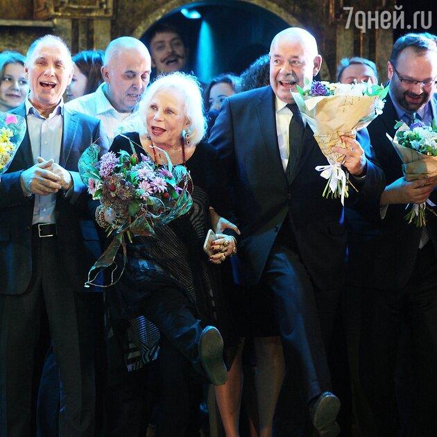 Михаил Швыдкой, Ивонн Кальман