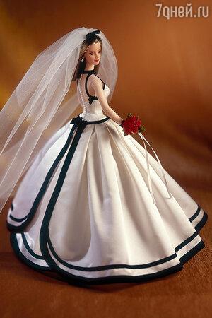 Vera Wang  для Barbie. 1998 г.