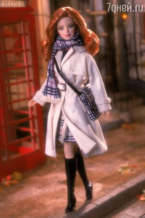 Burberry для Barbie. 2001 г.
