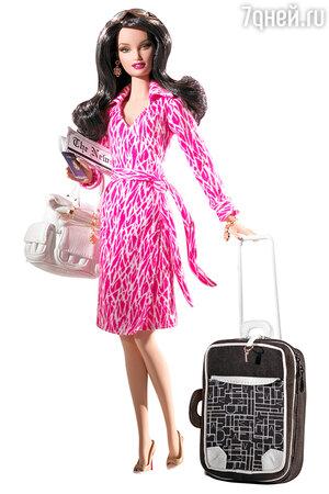 Diane Von Furstenberg для Barbie. 2006 г.