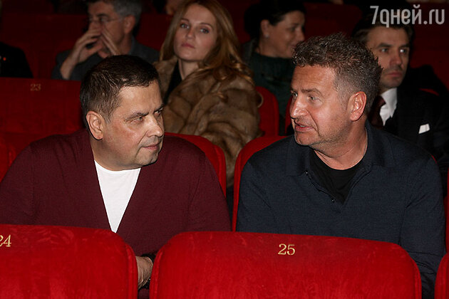 Николай Расторгуев и Леонид Агутин