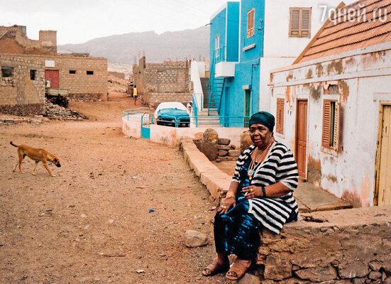 Сезария всегда возвращалась на свой остров, в город, в котором была подлинной крестной матерью всех обитателей
