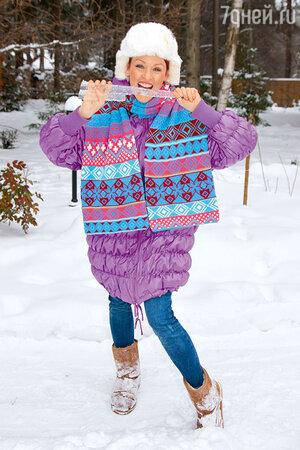 В России любят куртки немарких расцветок. Единицы выбирают нестандартный цвет. Жанна Эппле