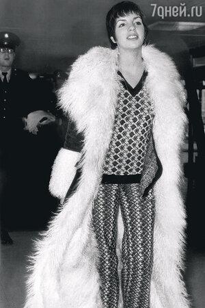 Образ 1969 г. Лайза Миннелли