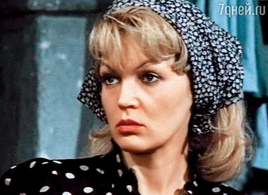 Судьба актрисы Людмилы Давыдовой (Шляхтур) сложилась трагически —  она покончила собой