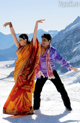 Кадр фильма «Любовь кулинара с индийской приправой»