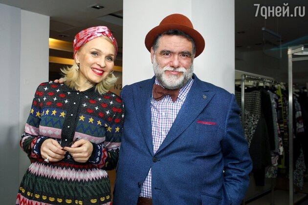 Екатерина Моисеева и Михаил Куснирович