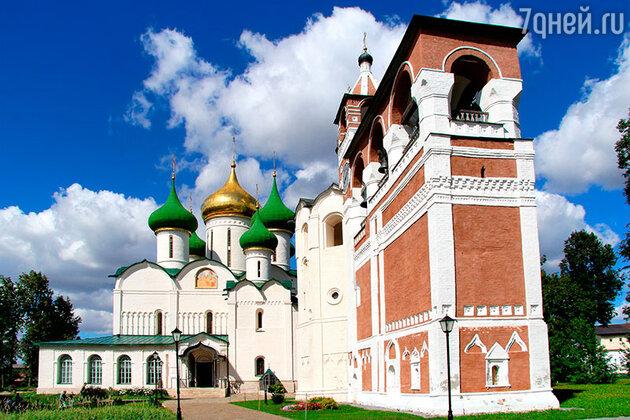 Монастырь Святого Ефримия в Суздале