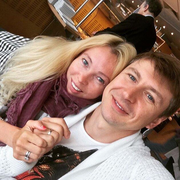 Татьяна Тотьмянина и Алексей Ягудин