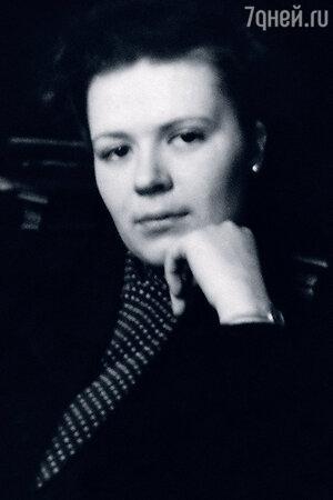 Екатерина Перегудова