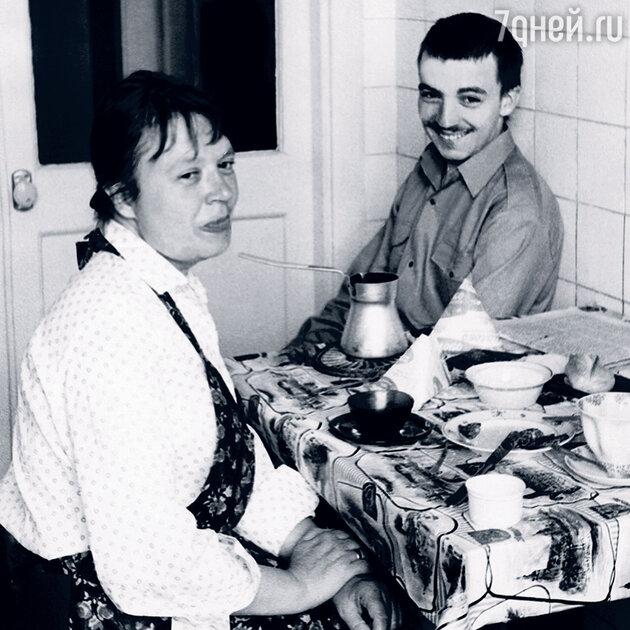 Екатерина Перегудова и Андрей Глузский