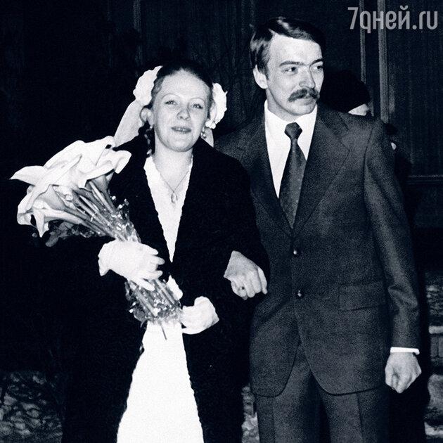 Андрей и Нина Глузские