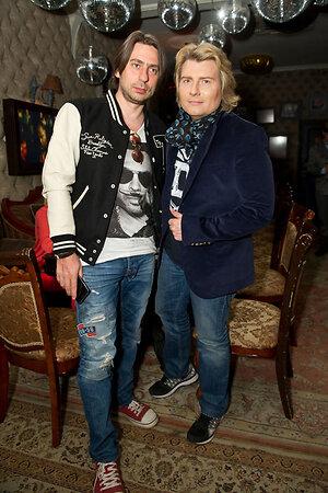 Роман Емельянов и Николай Басков