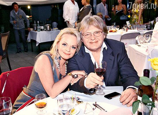Лариса Долина и Юрий Антонов