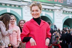 Образ дня: Виктория Толстоганова в TEGIN