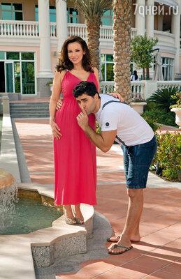 Мы мечтали о ребенке. Может, поэтому так легко протекала у меня беременность? Я чувствовала себя гораздо лучше, чем когда бы то ни было