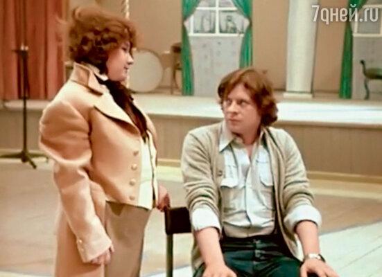В фильме «Карнавал» Андреев сыграл руководителя самодеятельной театральной студии. 1981 г.
