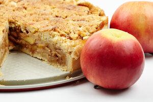 Домашний яблочный пирог: рецепт десерта