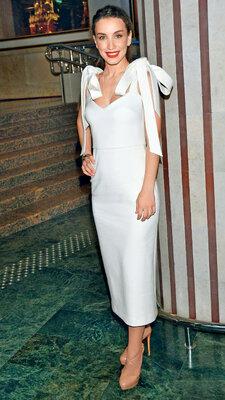 Екатерина Моисеева: «Новый модный акцент: плечи»