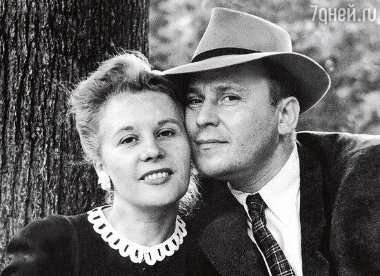 «Родители дышали друг другом». Евгения и Борис Ливановы. 1955 г.