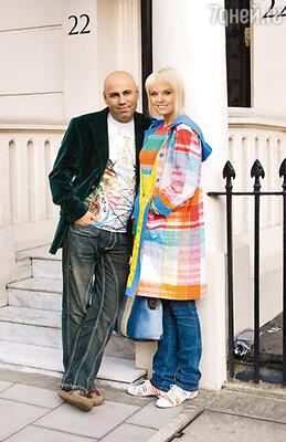 «В Лондоне мы жили на тихой улочке в знаменитом районе Белгравия. Кругом идеальная чистота, аккуратные газоны, красивые цветы»
