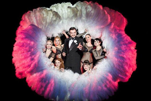 Филипп Киркоров в мюзикле «Chicago»