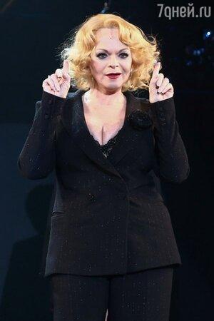Лариса Долина в мюзикле «Chicago»