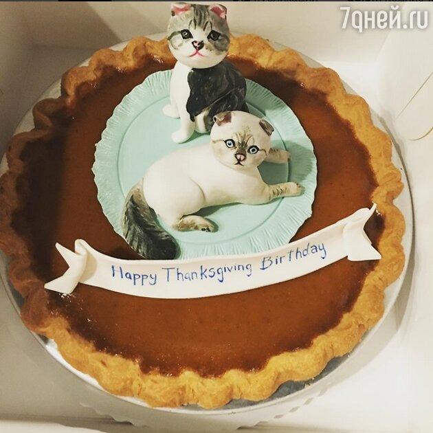 Торт от  Блейк Лайвли