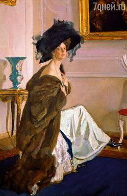 Княгиня Ольга Орлова (на фото)была первой светской дамой Петербурга, женой царского приближенного. Она отчаянно скучала и развлекалась мимолетными романами