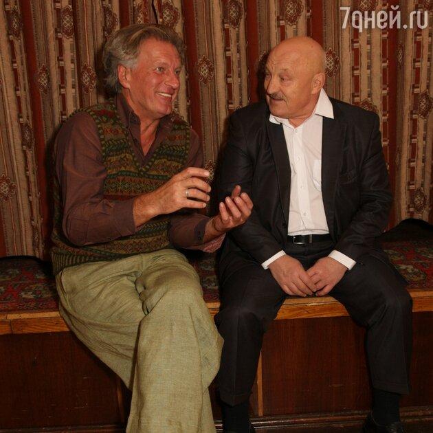 Сергей Колесников и Николай Чиндяйкин