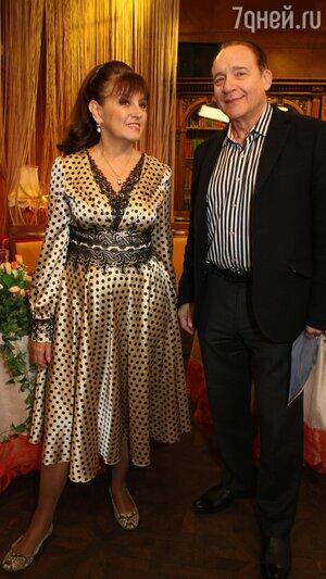 Екатерина Уфимцева и Максим Дунаевский