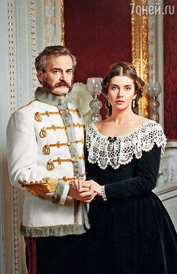 Расставшись с Владом, я стала много сниматься.... (Кадр из фильма «Роман императора»
