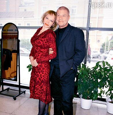 Сергей и Лариса Селины
