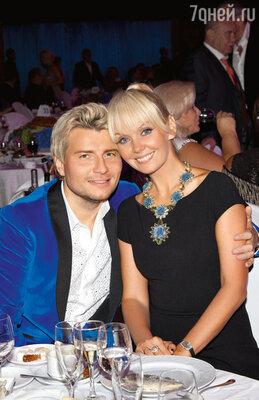 Николай Басков и Валерия
