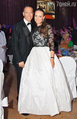 Дочь Кобзона Наташа с мужем ЮриемРаппопортом