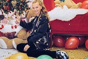Елена Кулецкая празднует мини день рождения дочери