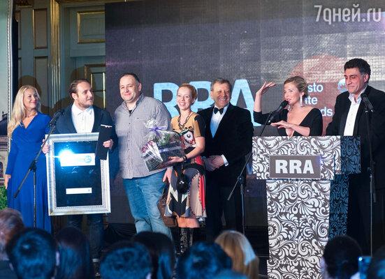 Вечером в четверг гастрономические фанаты столицы собрались на главном событии года в ресторанном бизнесе - ежегодной премии «Resto Rate Awards 2012»