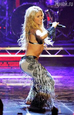 Выступление Шакиры